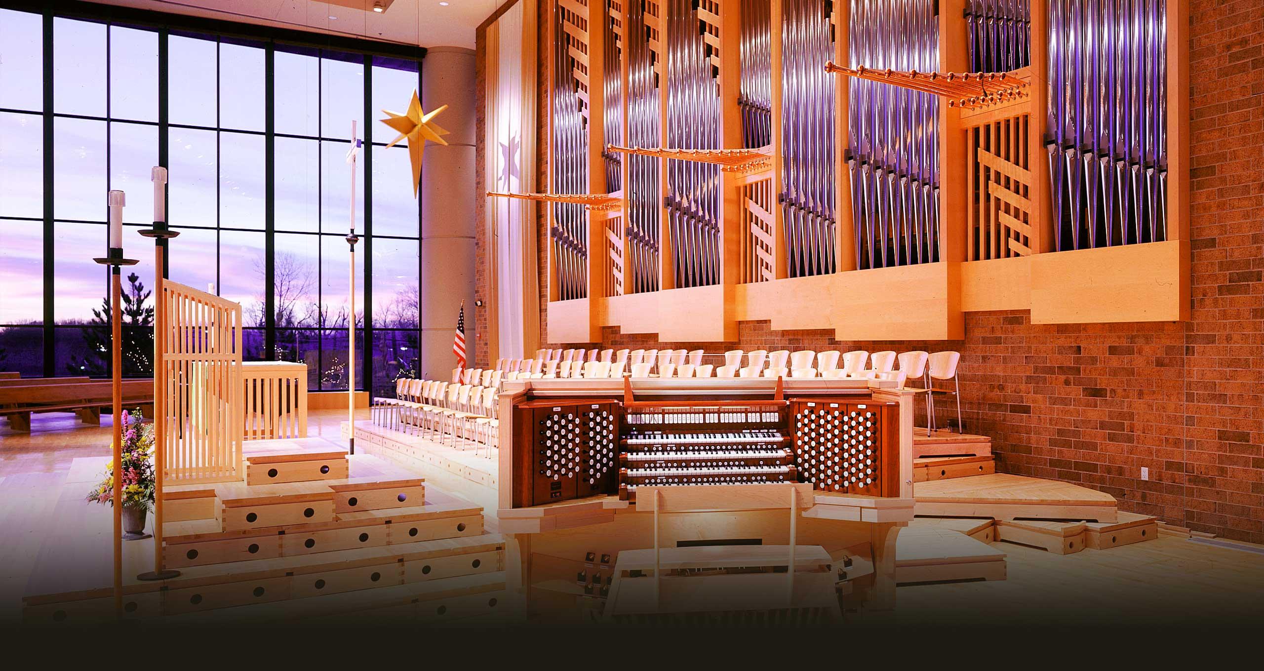 Past Project Archive - The Schantz Organ Company | Recent ...